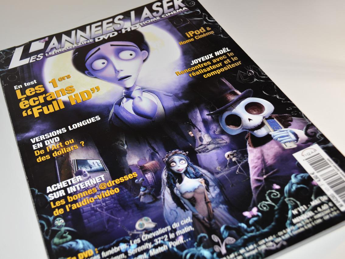 Les Années Laser n°121