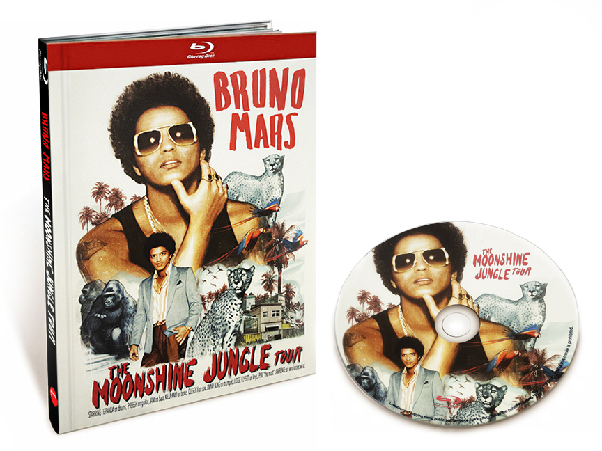 Bruno Mars – Moonshine Jungle Tour